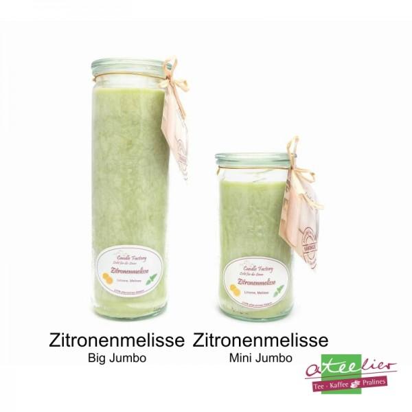 """Duftwindlicht """"apfelgrün"""", mit Zitronenmelisse Duft"""
