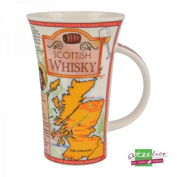 "Becher ""Scottish Whisky"", Glencoe, 0,5 l"