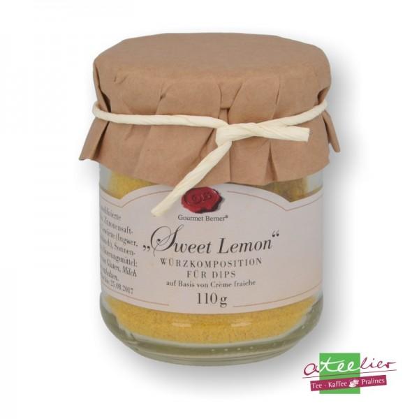 "Dip Spezialität ""Sweet Lemon"", 110 g"
