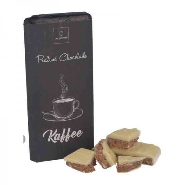"Coppeneur Praliné Chocoladen ""Kaffee"", 75g"