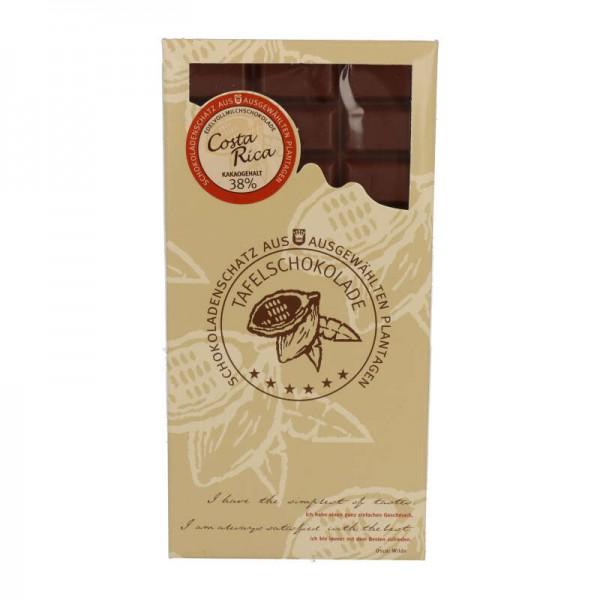 """DreiMeister Plantagen-Schokolade """"Costa Rica"""" 100 g"""