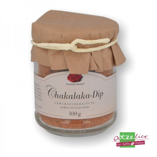 "Dip Spezialität ""Chakalaka"", 100 g"
