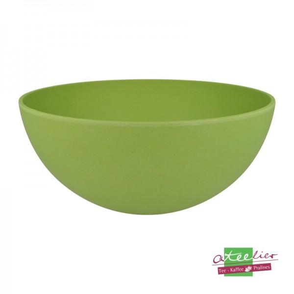 """Schüssel """"Natur-Design"""", 24 cm, grün"""