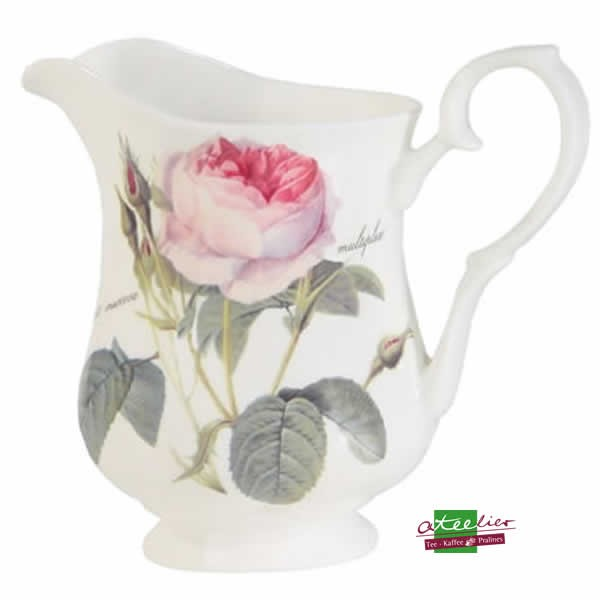 "Milchkrug ""Redoute Roses"", 0,6l"
