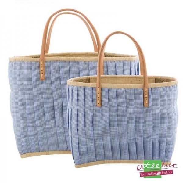 Shopping Bag, Turquoise