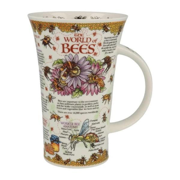 "Dunoon Becher ""World of Bees"", Glencoe, 0,5 L"