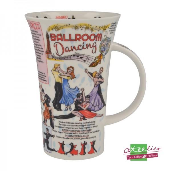 "Becher ""Ballroom Dancing"", Glencoe, 0,5 l"