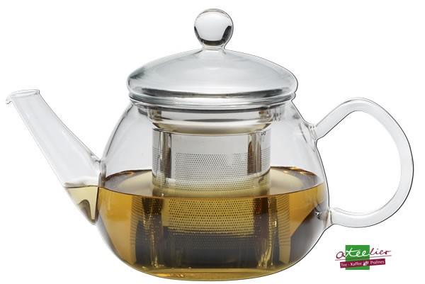 "Teekanne ""Pretty Tea I"", 0,5 l, mit Tülle u. Edelstahlfilter"