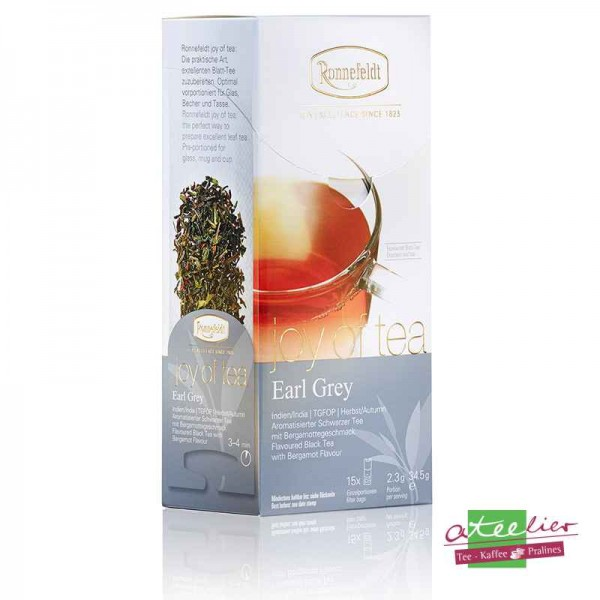 "Joy of Tea ""Earl Grey"""