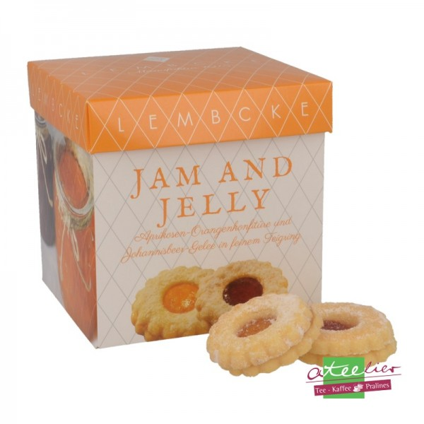 "Gebäck ""Jam and Jelly"", 100 g"