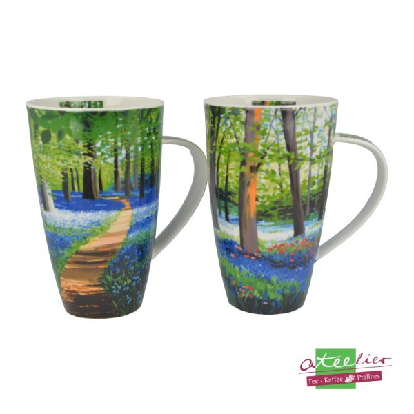 "Becher ""Bluebell Wood"", Henley, 0,6 l"