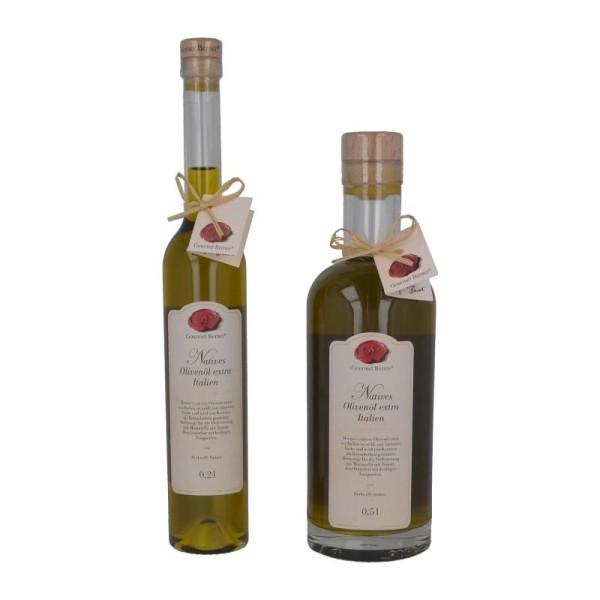 Natives Olivenöl Extra Italien