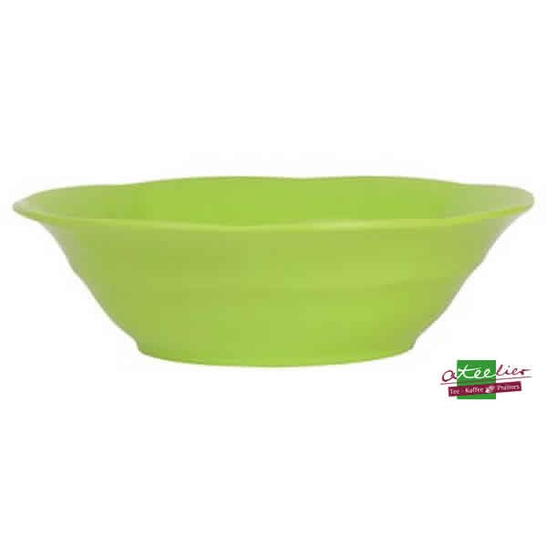 """Schale """"Melamine"""", 19cm, green"""