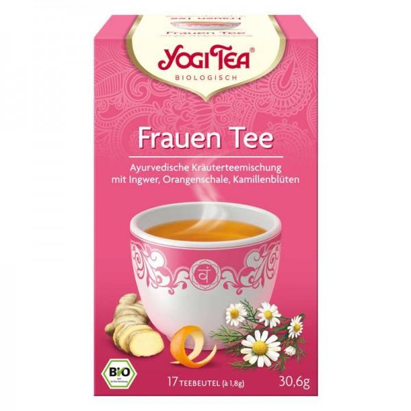 "Aufgußb. ""Frauen Tee"""