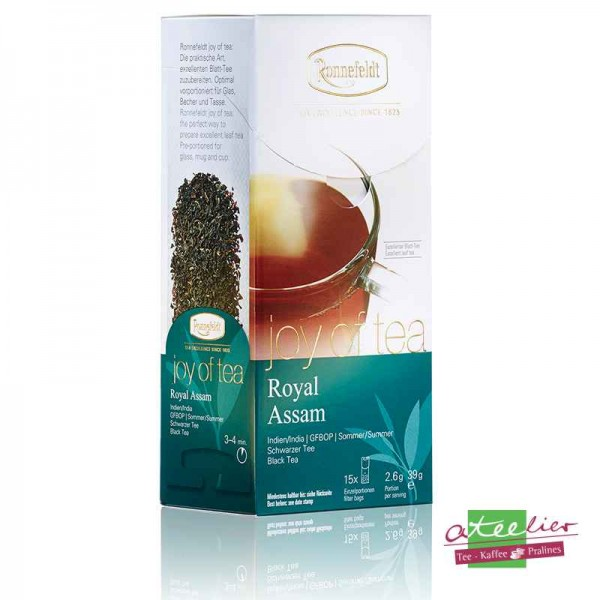 "Joy of Tea ""Royal Assam"""