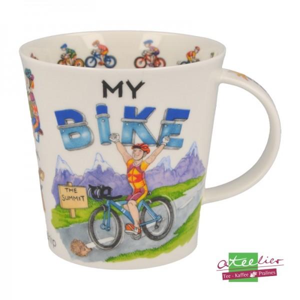 """Dunoon Becher """"My Bike"""", Cairngorm, 0,48 l"""