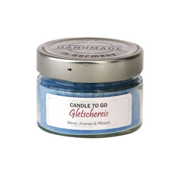 """Candle to go """"Gletschereis"""""""