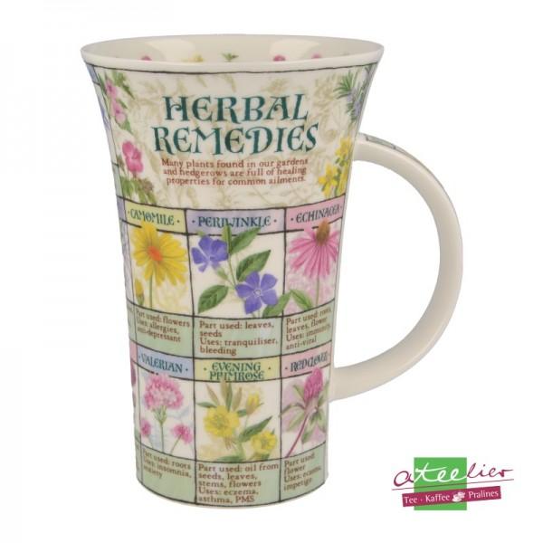 """Becher """"Herbal Remedies"""", Glencoe"""