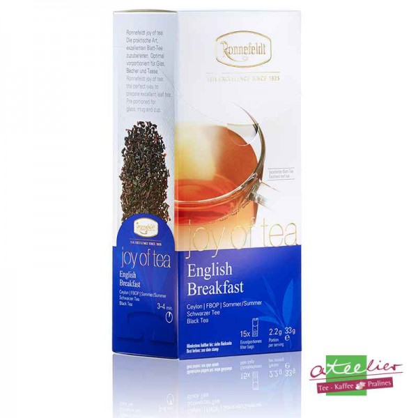"Joy of Tea ""English Breakfast"""