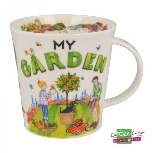 """Dunoon Becher """"My Garden"""", Cairngorm, 0,48 l"""
