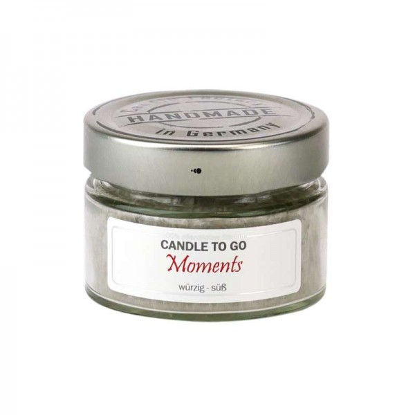 """Candle to go """"Moments"""""""
