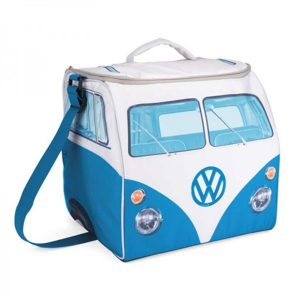 """""""VW T1 Bus""""-Kühltasche, blau"""