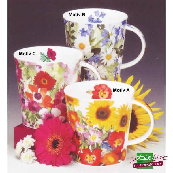 """Becher """"Flower Show"""", Cairngorm, 0,48 l"""
