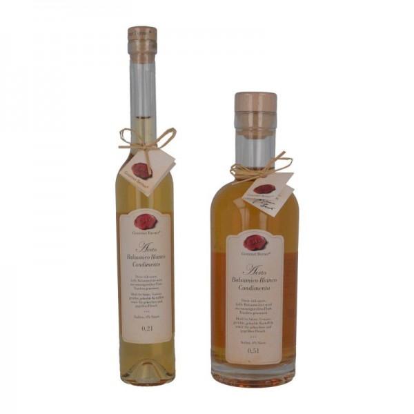 Aceto Balsamico bianco condimento