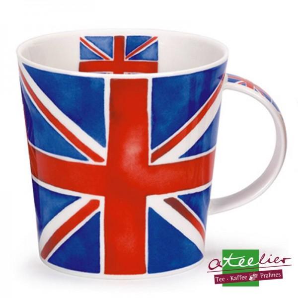 """Becher """"Union Jack"""", Cairngorm, 0,48 l"""