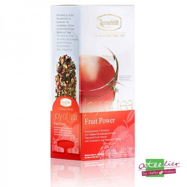 "Joy of Tea ""Fruit Power"""