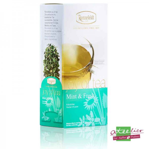 "Joy of Tea ""Mint & Fresh"""