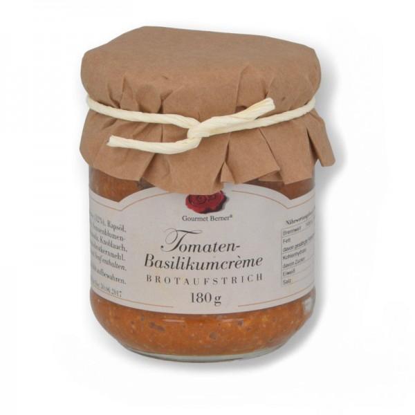 Tomaten-Basilikumcrème, 180g