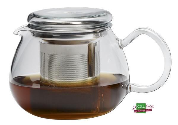 """Teekanne """"Pretty Tea II"""", 0,5 l, mit Ausguß u. Edelstahlfilter"""