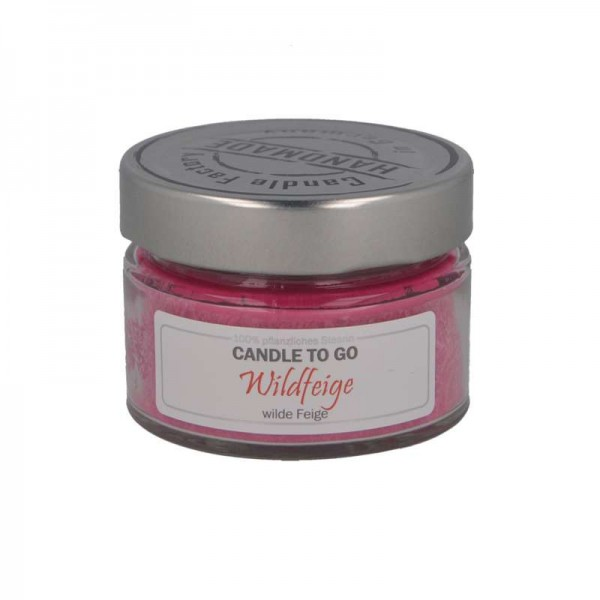 """Candle to go """"Wildfeige"""""""
