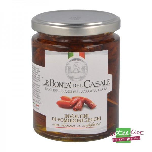 Getrocknete Tomatenröllchen, 280 g