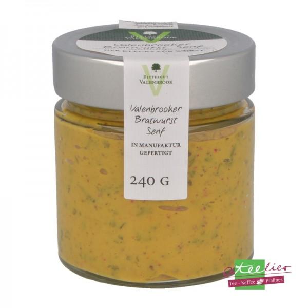 "Senf ""Bratwurst"", 210 ml"