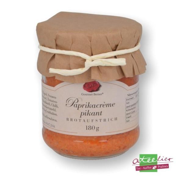 Paprikacrème pikant, 180g
